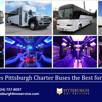 Pittsburgh Charter Buses