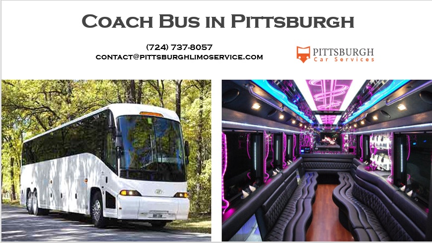 Coach Bus Pittsburgh