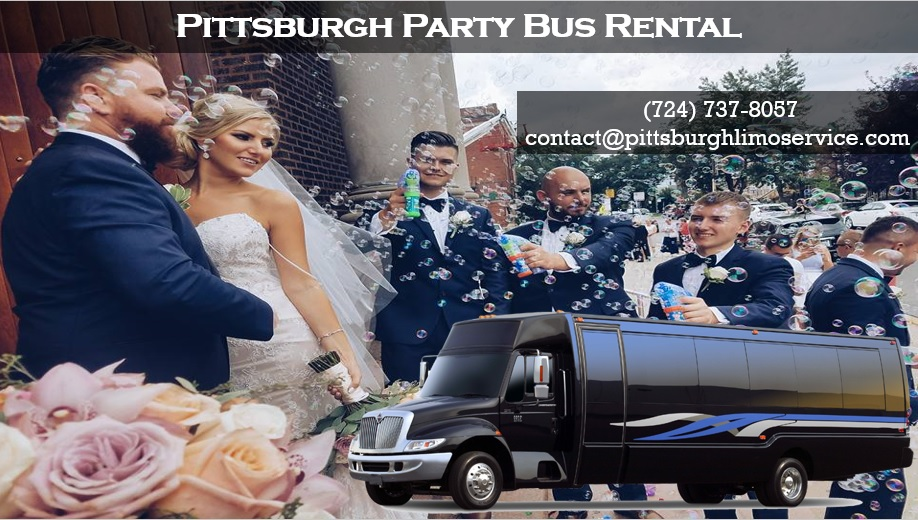 Party Bus Pittsburgh PA
