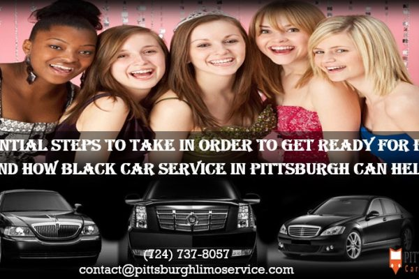 Black Car Service in Pittsburgh
