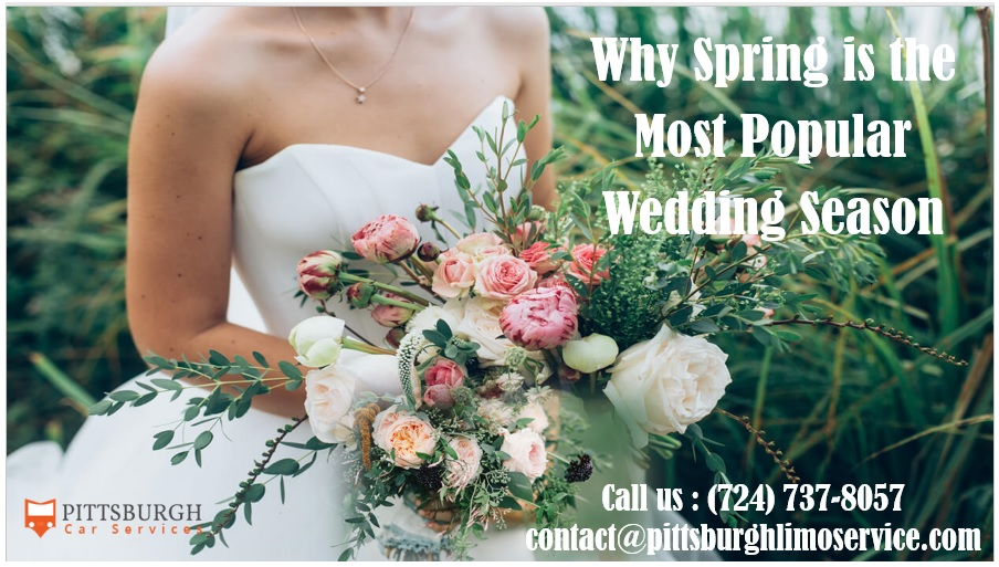 Why spring is the most popular wedding seasong pros to tying the knot during the season of spring junglespirit Choice Image