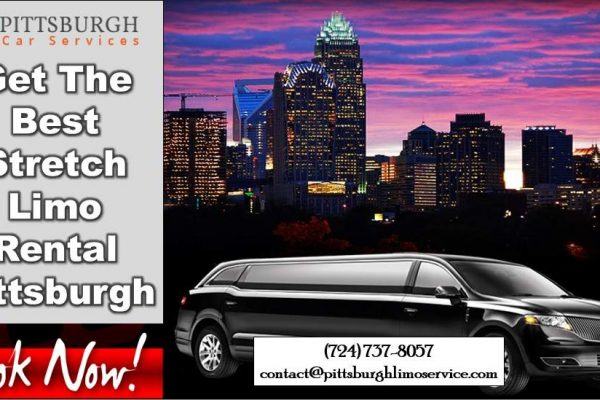 Stretch Limo Rental Pittsburgh