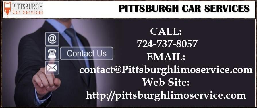 Black Car Service Pittsburgh