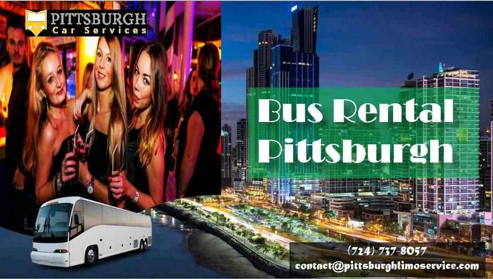 Bus Rental Pittsburgh