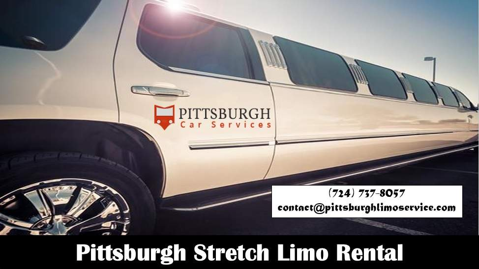 Pittsburgh Stretch Limo Rental
