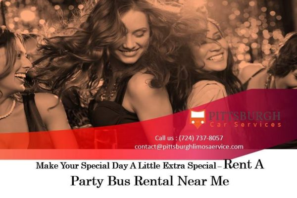 Rent A Party Bus Rental Near Me