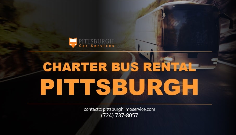 Charter Bus Rentals Pittsburgh