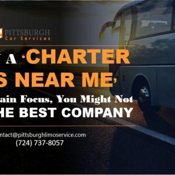Charter Bus Near Me