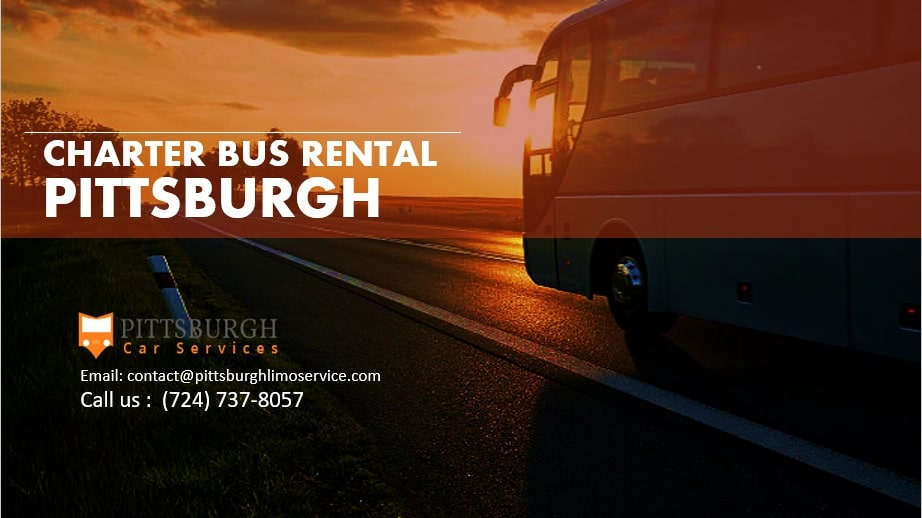 Travel Arrangements - Charter Bus Pittsburgh