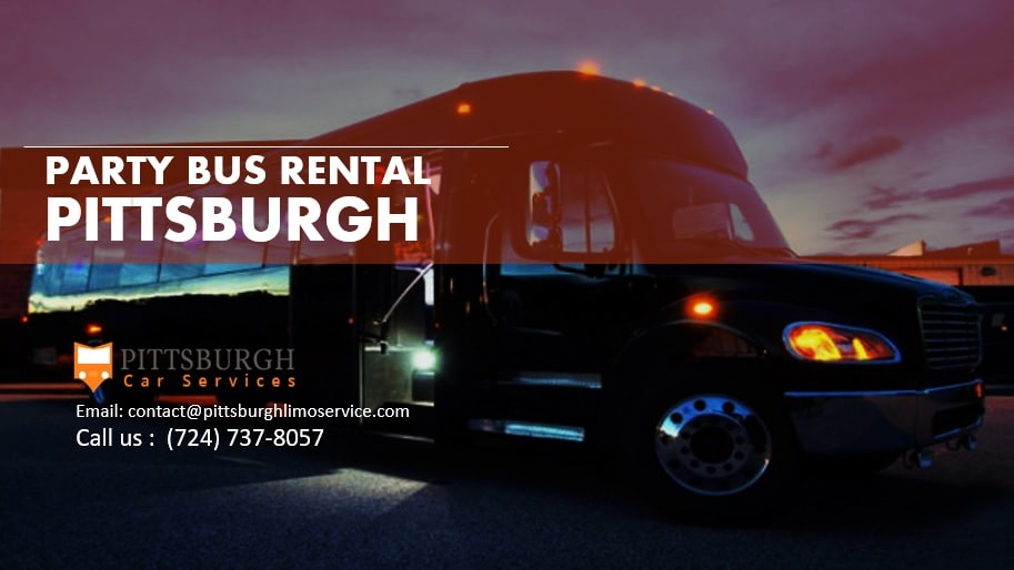 Travel Arrangements - Party Bus Pittsburgh