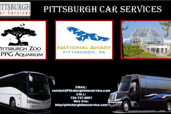 bus rental Pittsburgh