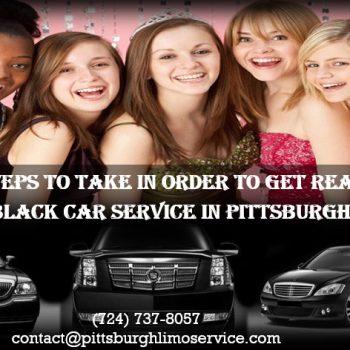 Black Car Service in Pittsburgh