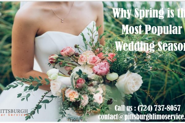 Pros to Tying the Knot During the Season of Spring