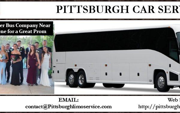charter bus rental Pittsburgh